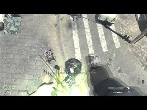MW3 Glitches NEW Amazing INFECTED Spot On Piazza - Online Easy Tutorial (PS3 - XBOX - PC)