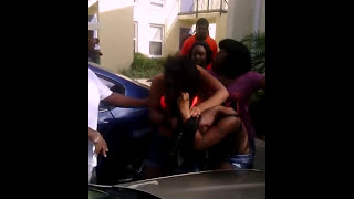 getlinkyoutube.com-Hood fight in tampa