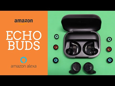 Amazon Echo Buds - Review en español