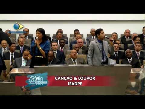 CANÇÃO E LOUVOR - 56ª EBO 2012