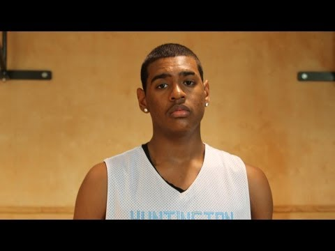 Xavier Rathan Mayes 2011 Highlights - Class of 2013 - Huntington Prep