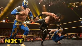 getlinkyoutube.com-The Lucha Dragons vs. The Ascension: WWE NXT, Sept. 25, 2014