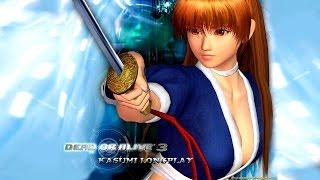 getlinkyoutube.com-Dead Or Alive 3 [Xbox] - Story Mode - Kasumi