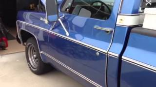 1975 Chevy Silverado for Sale