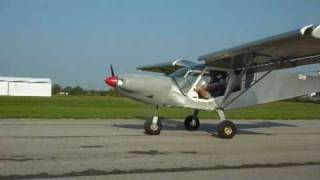getlinkyoutube.com-Test flight: STOL CH 750 powered by the ULPOWER UL260i engine with FADEC