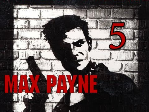 Max Payne Walkthrough - Part 5 Blood Veins of New York (Gameplay / Commentary)