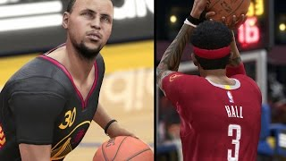 NBA LIVE 15 Rising Star Playoffs WCFG4 - The Elimination Game! Completing The Sweep?!