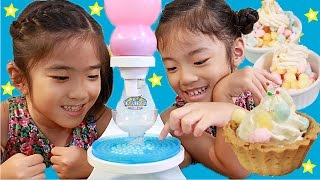getlinkyoutube.com-ジュースで簡単♪つぶつぶアイス  Frozen Dots Maker