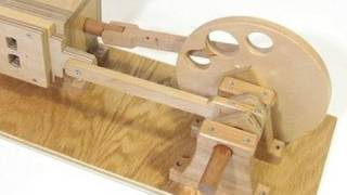 getlinkyoutube.com-Wooden air engine