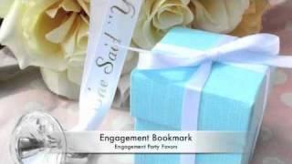 getlinkyoutube.com-Engagement Party Favor and Decoration Ideas