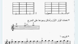 getlinkyoutube.com-دروس تعليم الجيتار الكلاسيك للمبتدئين 1