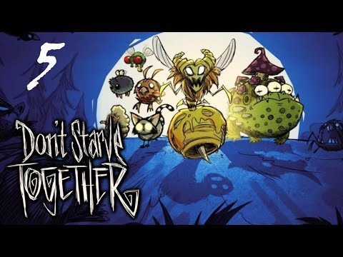 Don't Starve Together - NO SOLO RUN - Gameplay Playthrough ITA - Parte 5