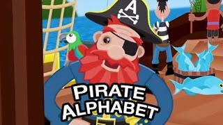 ABC Song - The Pirate Alphabet - Pirates for Kids