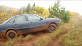 getlinkyoutube.com-Audi 80 off road
