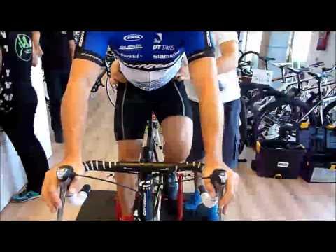 Estudio Biomecánico de ciclismo en BiciEscape