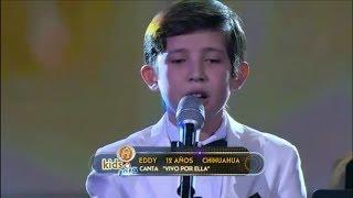 getlinkyoutube.com-| Eddy Valenzuela | - VIVO POR ELLA - Andrea Bocelli - Academia Kids