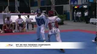WTF 3RD PARA TAEKWONDO CHAMPIONSHIPS