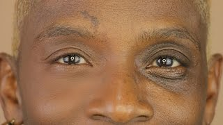 HOW TO: Color Correct (Cover Dark Circles) - Dark Skin