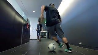 getlinkyoutube.com-GoPro: Office Soccer