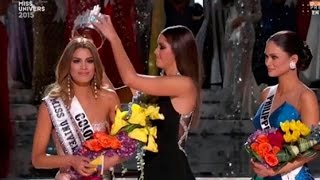 getlinkyoutube.com-Error en Miss Universo: anuncian a Colombia pero ganó Filipinas Vídeo Completo