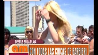 getlinkyoutube.com-Desfilan Las Chicas de Barbieri - AM