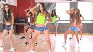getlinkyoutube.com-Coreografía de Danza Kuduro (de Frente) /TKM Argentina