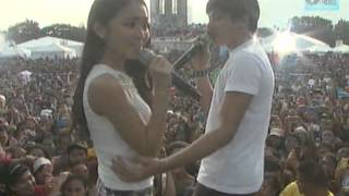 getlinkyoutube.com-ABS-CBN 60 Years : Kathryn Bernardo & Daniel Padilla at GKW