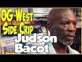 Oldest Crip, Judson Bacot, on how Westside Crip started at Saint Andrews Park