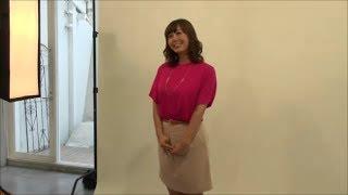 getlinkyoutube.com-ABC 女性アナウンサーカレンダー2014 ~#2 桂 紗綾 アナウンサー ~