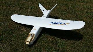 getlinkyoutube.com-X-UAV Mini Talon PNP setup and maiden flight (courtesy Banggood)