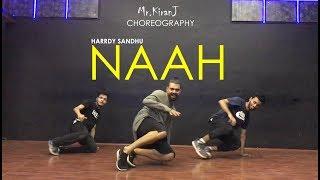 Naah   Harrdy Sandhu   Kiran J   DancePeople Studios