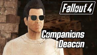 getlinkyoutube.com-Fallout 4 - Companions - Meeting Deacon