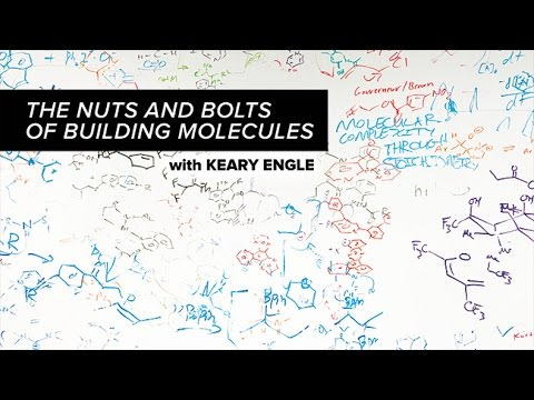 Saturday Science at Scripps Research: The Nuts and Bolts of Building Molecules with Keary Engle