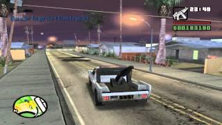 getlinkyoutube.com-GTA San Andreas - Como obtener un auto blindado (Indestructible) [SIN TRUCOS]