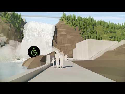 Des investissements majeurs au Parc de la Chute-Montmorency