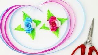 getlinkyoutube.com-วิธีพับเหรียญโปรยทาน ดอกกุหลาบเปีย by ลูกน้ำ