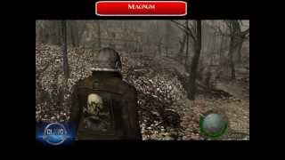 getlinkyoutube.com-Resident Evil 4 PC - Armas Modificadas HD