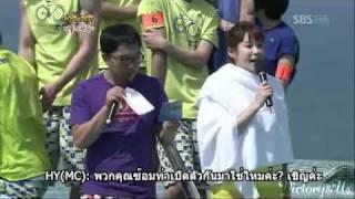getlinkyoutube.com-Korean Pop Idols and Stars at Royal Cliff Hotels Group (Thai Sub)