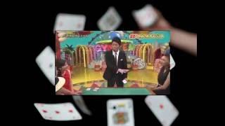 前田知洋さんのEXILEにカードマジック披露