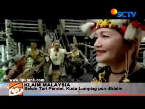 BERITA MALAYSIANG PENCURI BUDAYA INDONESIA Raya