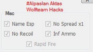 Wolfteam Oyundan atmayan Mini Hack