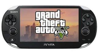 getlinkyoutube.com-[TUTO] Avoir GTA5 sur sa Ps Vita ! No fake !