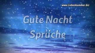 getlinkyoutube.com-Gute Nacht Sprüche
