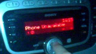 getlinkyoutube.com-radio sony ford focus problema