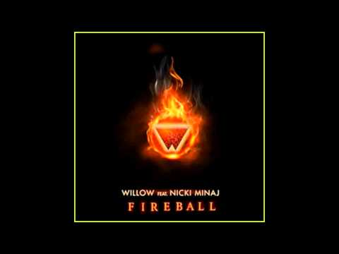 Willow smith Ft Nicki Minaj Fireball [ Official Instrumental ]