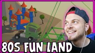 getlinkyoutube.com-SquiddyPlays - Poly Bridge - 80's FUN LAND! [9]