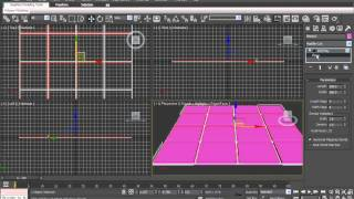 getlinkyoutube.com-3D Max Creating Basic tile floor p1