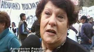 getlinkyoutube.com-MARCHA REPUDIANDO LA VIOLENCIA EN LA LEONESA CHACO