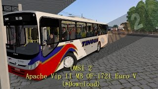 getlinkyoutube.com-Omsi 2 - Apache vip II MB OF-1721 Euro V v2.0 (*Download)