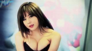 """getlinkyoutube.com-2014 Asia Model Festival """"Popular Vote for Racing Model """" Ryu jihye"""
